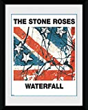 GB eye 8 x 6-inch The Stone Roses Waterfall Framed Photograph, Assorted