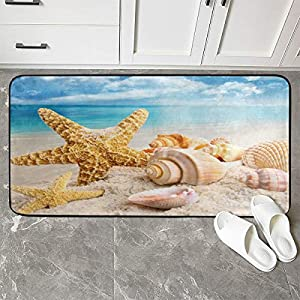51SZee8GITL._SS300_ Starfish Area Rugs For Sale