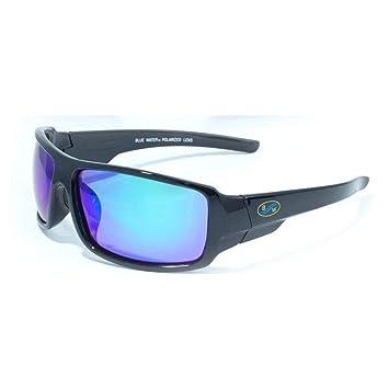 Bluewater Barracuda gafas de sol polarizadas Negro Marcos G ...