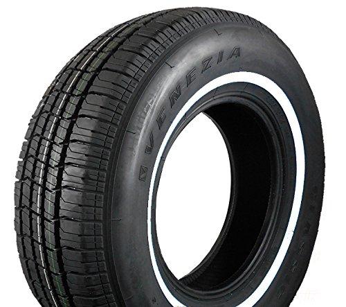 Venezia White Sidewall 97S Tire - P215/70R15 215 70 15 2157015