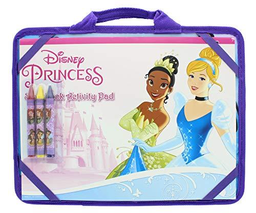 Bendon Disney Princess Storybook Lap Desk Coloring and Activity Set (AS41184)