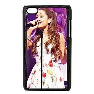 Pink Ladoo? Ariana Grande Personalized wheel case for IPod Touch 4