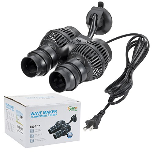 hygger Submersible Aquarium Powerhead