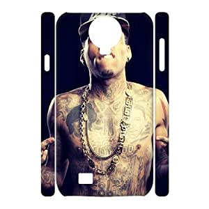 Chinese Kid Ink Personalized 3D Cover Case for SamSung Galaxy S4 I9500,custom Chinese Kid Ink Case