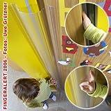 あらゆるドアからお子様の指詰めを防ぐストッパー フィンガー・アラート(2本セット) 0640m