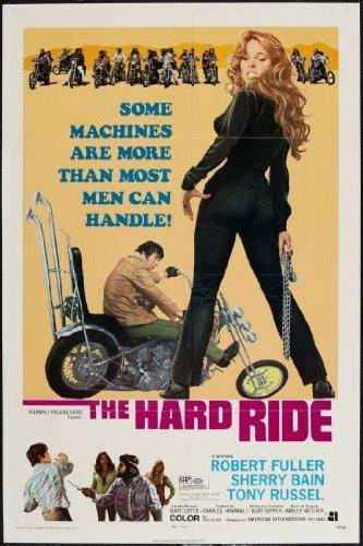 Hard Ride Movie Poster 24inx36in