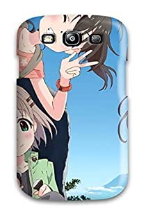 New Style Hard Plastic Galaxy S3 Case Back Cover,hot Yama No Susume Cap 1 Case At Perfect Diy 2582573K24441799