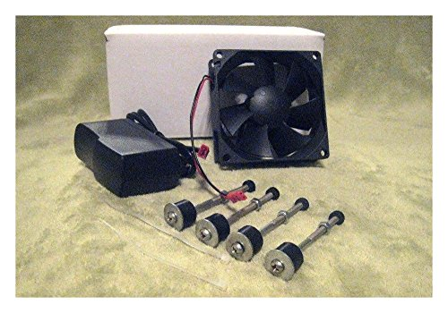 Poultry Eggs Incubator - Forced Circulated Air Fan (Forced Air Incubator)