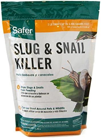 Safer Brand SB125 Snail Killer product image
