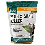 Safer Brand SB125 Slug & Snail Killer - 2 lb