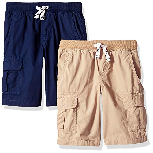 Carter's Boys' 2-Pack Pull-on Woven Short