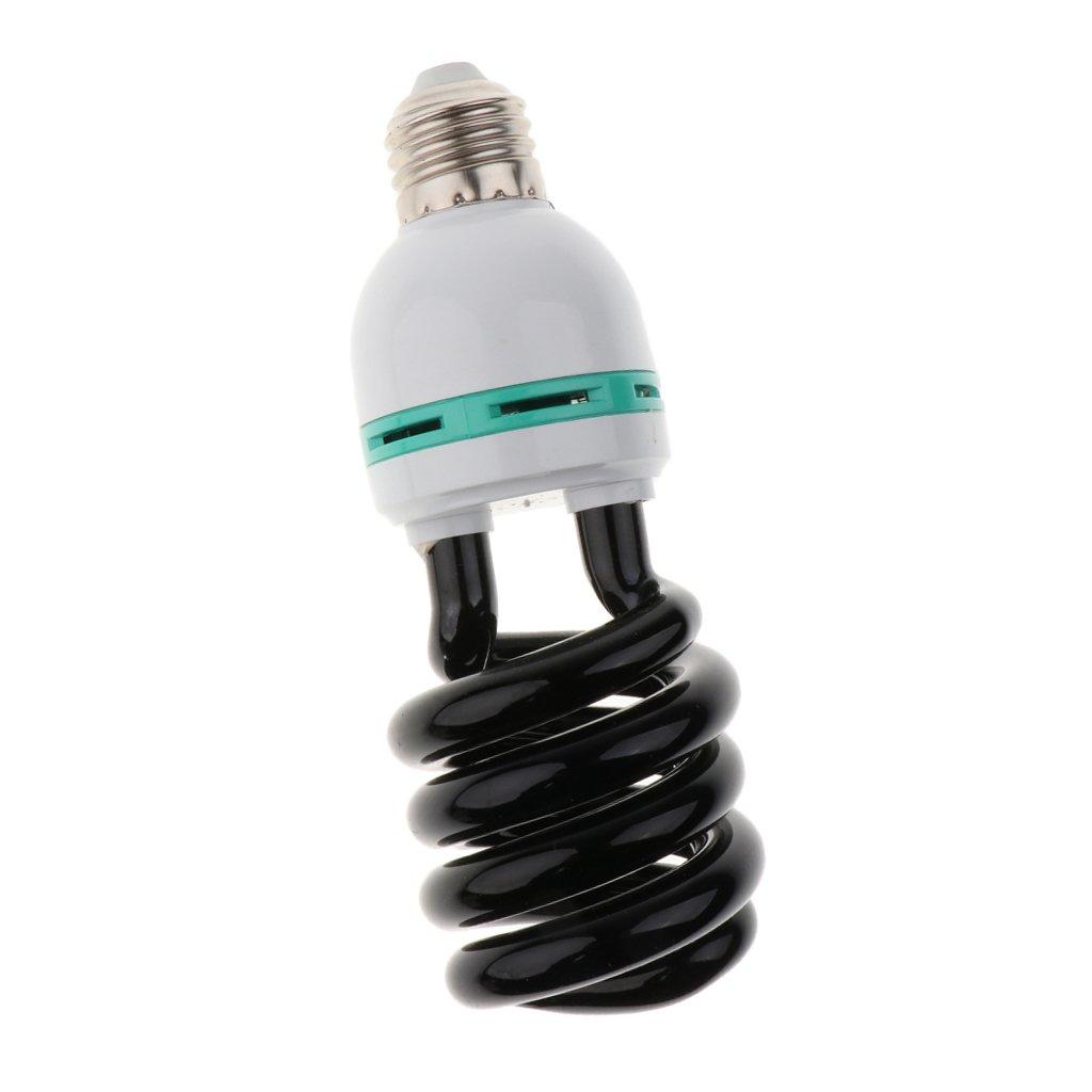 40W 40w FITYLE E27 220V LED Birne Energiesparlampe UV Schwarzlicht Schwarzlichtlampe Insektenschutz Spiral Lampe 5W