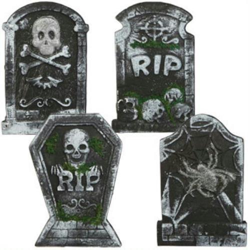Halloween Headstones (10.25