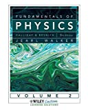 By Halliday & Resnic Jearl Walker Fundamentals of Physics, 9th Edition Vol 2 (9th)