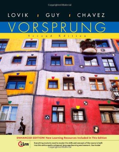 Vorsprung, Enhanced Edition (World Languages)