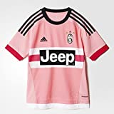 Adidas Juventus Away Youth Jersey-PINK (L)