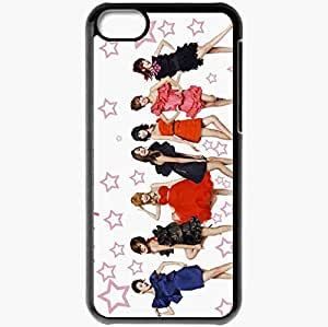 Personalized iPhone 5C Cell phone Case/Cover Skin After School Black