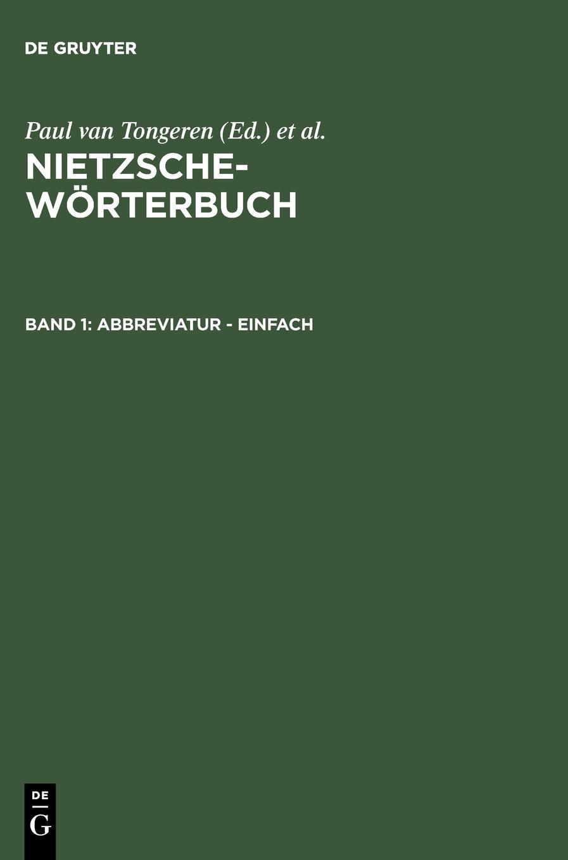 Download Abbreviatur - einfach (German Edition) PDF