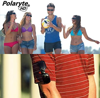 Polaryte HD - Gafas de sol, 1 par de regalo: Amazon.es ...