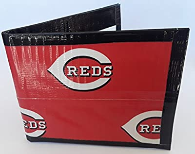 Cincinnati Reds MLB baseball Bi-Fold Duct Tape Wallet