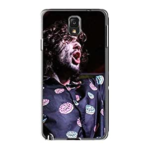 Scratch Protection Hard Phone Covers For Samsung Galaxy Note3 With Unique Design Stylish Asking Alexandria Band Series DannyLCHEUNG