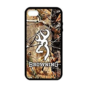 Browning Deer Camo pattern Image 4 Case Cover Hard Plastic Case tive Iphone 4s / Iphone for Iphone 4 4sprotec