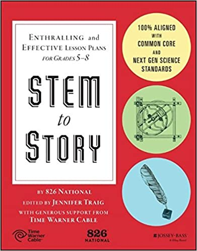 Amazon.com: STEM to Story: Enthralling and Effective Lesson Plans ...