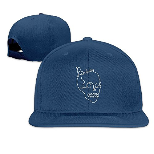 HAILIN TATTOO The Best Of Poison Sports Hat Baseball Cap Polo Style - Maison Martin Margiela Style