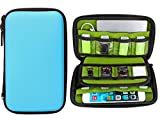 Aprince Digital Gadget Case Waterproof Memory Card Case, Designed For External Hard Drive,USB Flash Drives,Power Banks - Best for Traveling