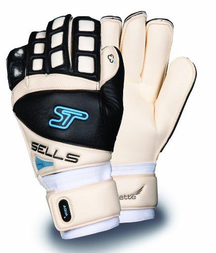 Sells Silhouette Aqua Goalkeeper Gloves, 11 Sells Goalkeeper