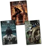 Amish Tripathi 'S Shiva Trilogy-nagas, Mehula & the Oath of the Vayuputras
