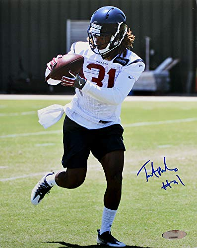 brand new 1ef9a 41613 Treston Decoud Signed Autographed Houston Texans 8x10 Photo ...