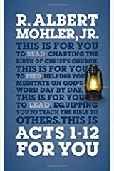 Acts 1-12 For You (God's Word for You) Hardcover