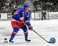 "Brian Leetch New York Rangers NHL Spotlight Action Photo (Size: 8"" x 10"")"