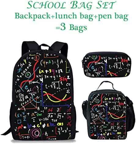 Shopping Math - 2 Stars & Up - Learning - Backpacks & Lunch Boxes