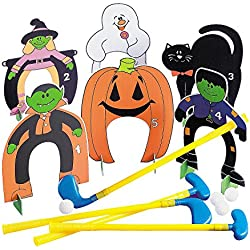 Fun Express Halloween Golf Set