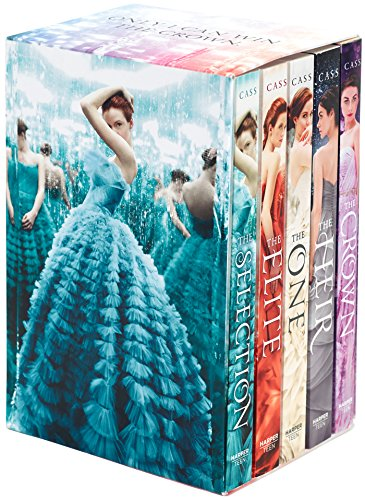 Download The Selection 5 Book Box Set The Complete Series Book Pdf