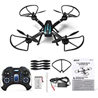 Kingtoys Rc Quadcopter Hexacopter with 2.0MP HD Camera Jjrc H11c 2.4g 4ch 6axis 5.8G Gyro Rc Drone One Key Return