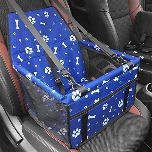 PETEMOOアップグレードする ペット用ドライブボックス キャリーバッグ 車用ペットシート カバー 折り畳み可 防水通気