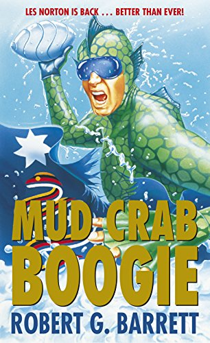 book cover of Mud Crab Boogie