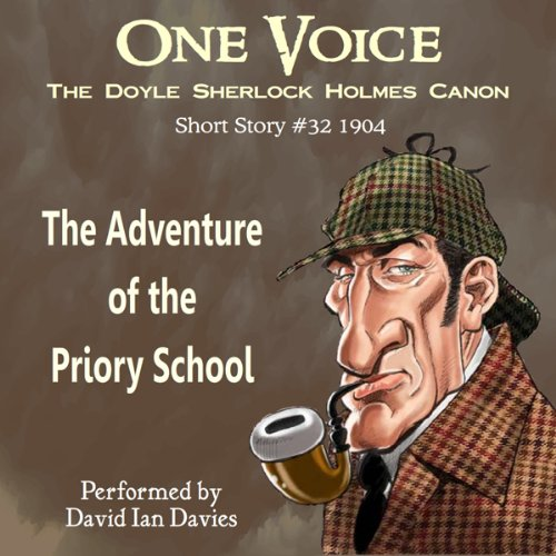 Bargain Audio Book - The Adventure of the Priory School