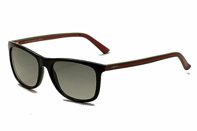 Gucci GG 1055/S GG 1055/S Gafas de sol, Wayfarer, 55