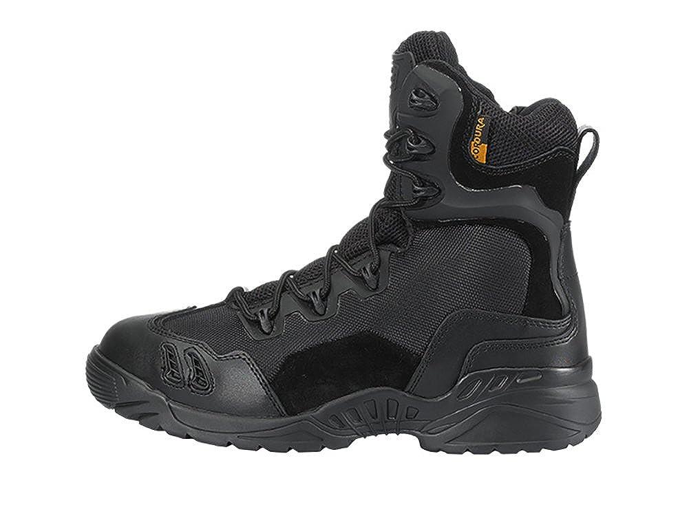 Suetar Chaussures de randonn/ée ext/érieures Militaires Bottes Tactiques Professionnelles Chaussures Montantes antid/érapantes imperm/éables