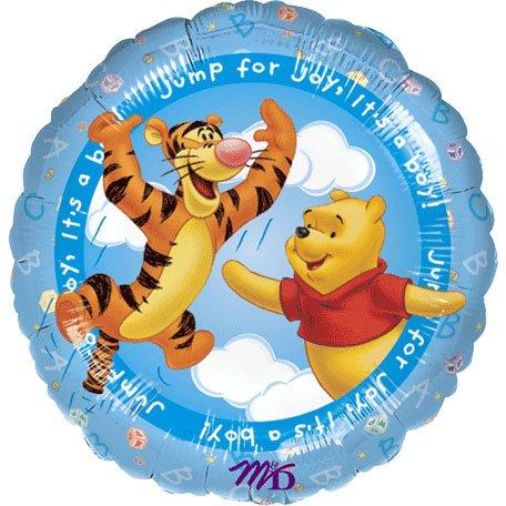 Anagram International Pooh it's a Boy Foil Balloon, 18