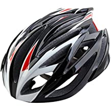 DealMux Adult Unisex Head Protector Cycling Cap, Bicycle Hat, Adjustable Safety Bike Helmet