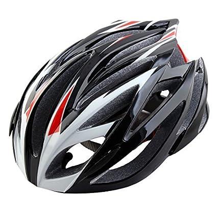 eDealMax Unisex adulta Protector de cabeza Ciclismo Gorra, Sombrero de bicicletas, Ajustable de seguridad