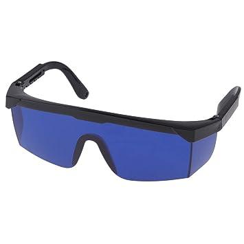 B Blesiya Soldadura Gafas de Seguridad Protección Ojos Suministros de Cortacésped Decoración Jardín - Azul, 15X5X4CM: Amazon.es: Bricolaje y herramientas