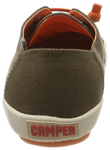 Camper Minste 18.869 Voet Ravijn Gevulkaniseerd Sneaker Donkergroen 3