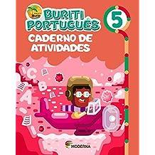 Buriti. Português. 5º ano - Caderno de Atividades