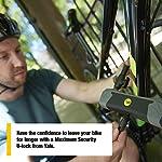 YALE-YUL3142301-Lucchetto-Massima-Sicurezza-per-Biciclette-e-Moto-Nero-e-Grigio-Scuro-Logo-Giallo
